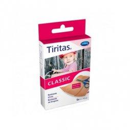Tiritas Tela Classic 6x10 5uds