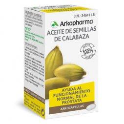 Arkocapsulas Aceite Calabaza 50 Caps