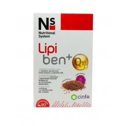 NS Lipiben+ Q10 90 Comprimidos