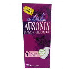 Ausonia Discreet Micro 3x28 28ud