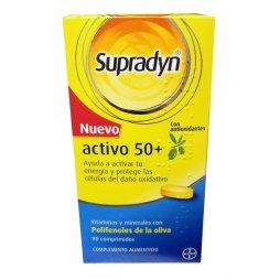 Supradyn Activo 50+  90 Comprimidos