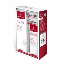 Iraltone Pack Champú DS 200ml + Crema Facial 30ml