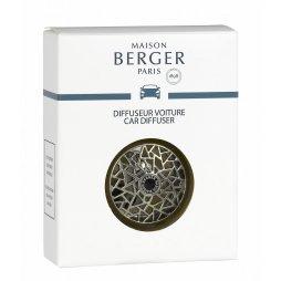 Berger Difusor Coche Niquel