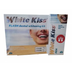 White Kiss Flash + Regalo Pen Dental
