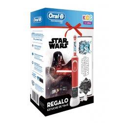 Oral B Cepillo Eléctrico Star Wars + Regalo Estuche Viaje