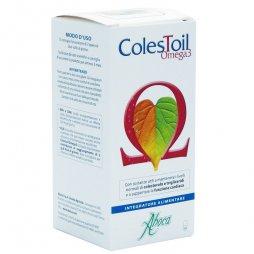 Aboca Colestoil Omega 3 100 Capsulas