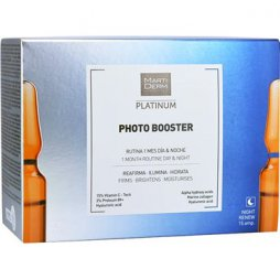 Martiderm Photo Booster 15+15 Ampollas