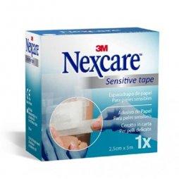 3M Nexcare Esparadrapo 2.5x5cm Blanco