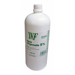 Agua Oxigenada 5% 1L