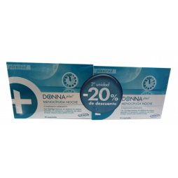 Donna Plus+ Menocífuga Noche 30 Comprimidos 2ª ud al 20%