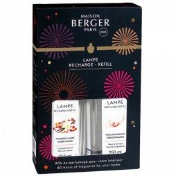 Berger Dúo Pack Cercle Ambre + Floral