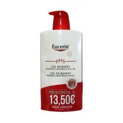 Eucerin Gel Baño 1L Precio Especial