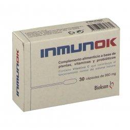 Bioksan Inmunok 30 Cápsulas
