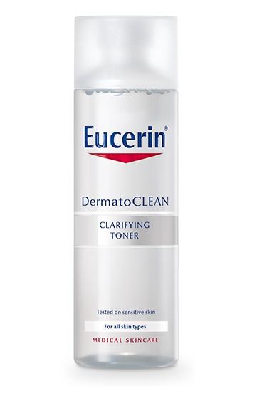 Eucerin DermatoClean Tonico facial 200ml