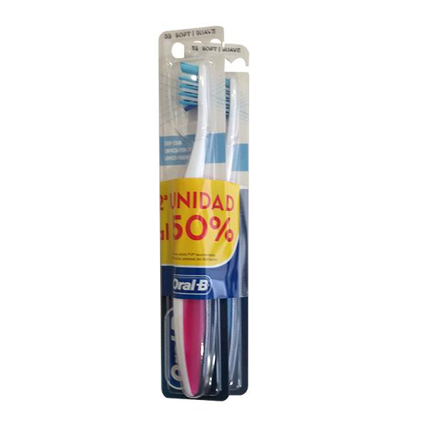 Oral-B Cepillo Manual Limpieza Profunda 35S
