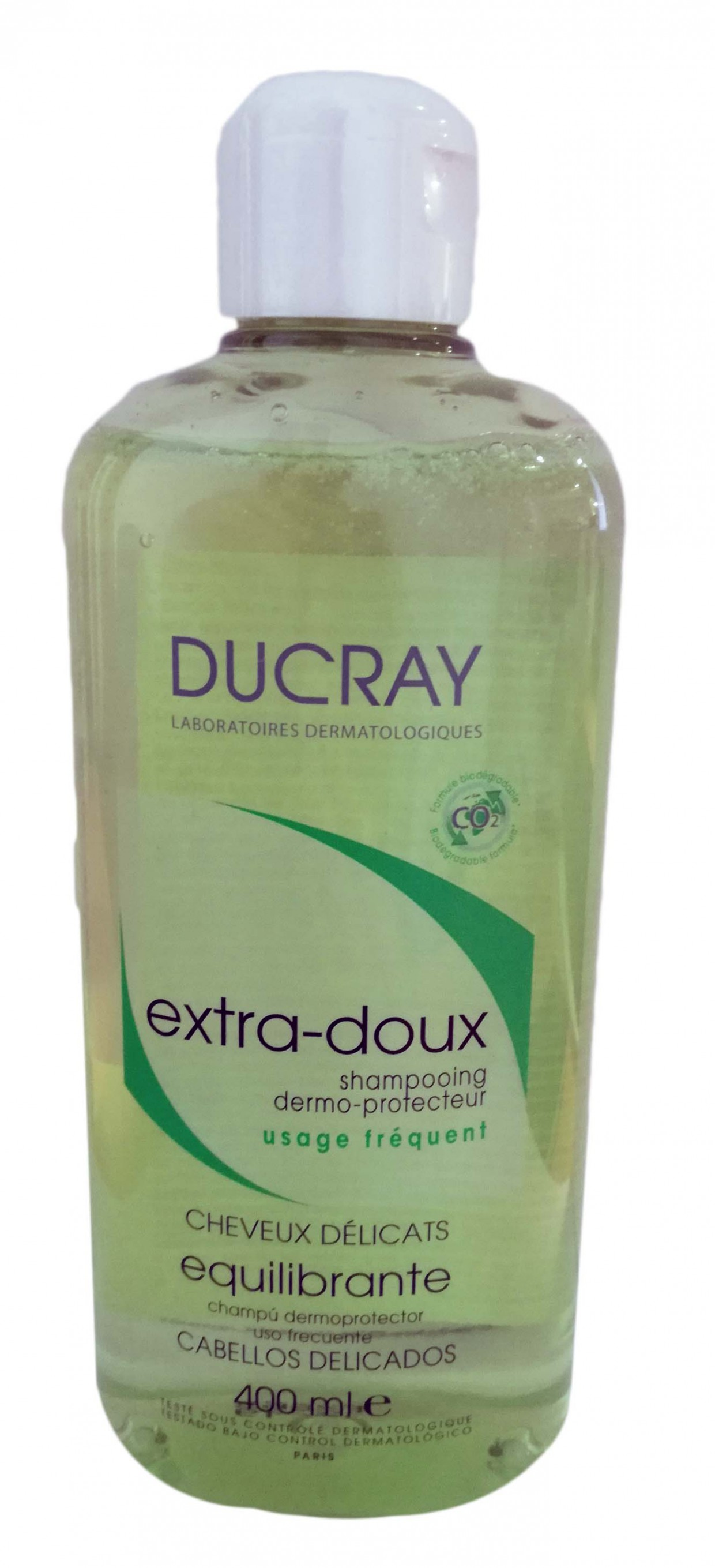 Ducray Champu Equilibrante Uso Frecuente 400ml