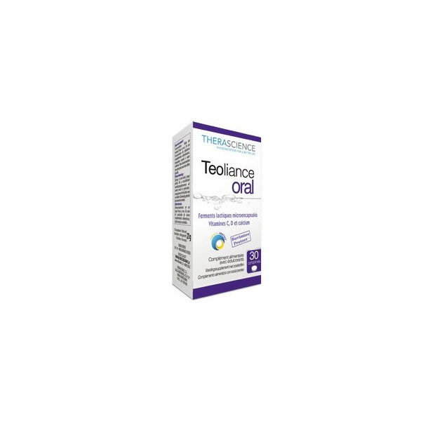Teoliance  Oral  30 Comp